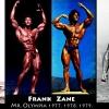 Франк Зейн или просто Върхът на бодибилдинг естетиката (Видео)