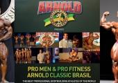 Пакулски и Кюкло фаворити на 2014 Arnold Classic Brasil, Летящият холандец дебне от засада
