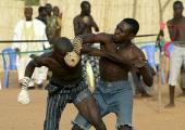 Дамбе – една от африканските разновидности на бокса