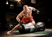 MMA тренировка за разгряване