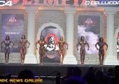 """""""Великолепна четворка"""" за Сидни Гилън на 2020 Figure Olympia"""