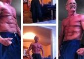 Мотивация на 64 – Не дядо, а желязо! (Видео)