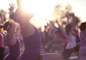 30-минутна тренировка на открито за дами