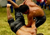 """Турският """"Гюреш"""" или както са по-известни у нас – пехливанските борби"""