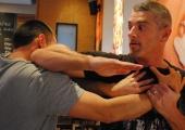 Крав Мага самозащита с лакти и колена (Видео)