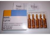 Нолотил – аналгетикът, който създава видим, но краткотраен обем и плътност на мускулите