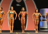 Адела Гарсия с рекордна 8-ма титла в акробатичната война с претендентките на 2013 Ms Fitness Olympia (Видео)
