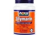 Силимарин – нормализира стойността на чернодробните ензими след циклите със стероиди