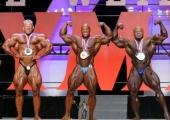 Хеттрик за Фил Хийт на Mr. Olympia 2013 (Видео)