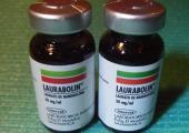 Лаураболин – бавният и по-безопасен път към чистата мускулна маса и силата