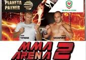 Гвоздеят на MMA Arena 2: великаните със стоманени юмруци Емил Захариев vs Толя Чумак