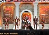 Нов крал в 212 Olympia