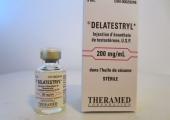 Делатестрил – първият бавнодействащ инжекционен естер на тестостерона, който насърчава стабилното нарастване на мускулната маса и сила