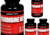 Йохимбин хидрохлорид – безопасният  алфа-блокер, който стимулира адренергичната липолиза и забързва изгарянето на упоритите мазнини