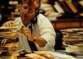 Обездвижването на работното място може да предизвика образуване на кръвни съсиреци