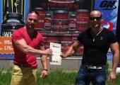Още за бодибилдинга с победителя в онлайн фитнес-турнира на Muskuli.com Георги Василев