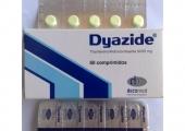 Диазид – диуретикът на предпазливите бодибилдъри