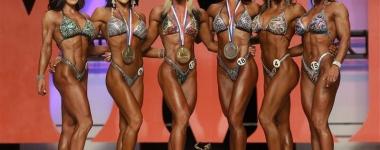 Никол Уилкинс сe върна с гръм и трясък на трона си на 2013 Ms Figure Olympia (Видео)