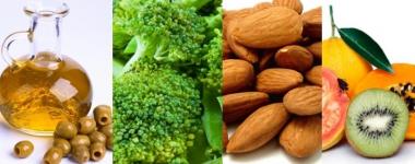 Топ 10 на най-богатите на витамин Е храни