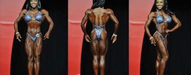 Латория Уотс направи златен дубъл на 2016 Figure Olympia (Снимки)