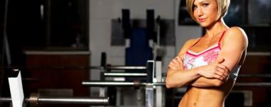 Седмичната програма на Джейми Ийсън за стегнато и релефно тяло