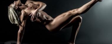 """Дупе като на """"Мис Олимпия"""" – Тренировката за седалищни мускули на Никол Уилкинс (Видео)"""