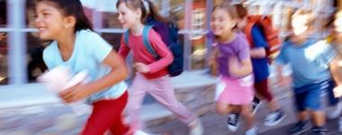 7 минути активно движение на ден = здрави и щастливи деца