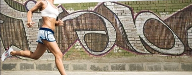 Тренировъчната програма за бягане, която разказва играта на излишните килограми