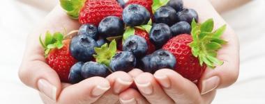 Шепа горски плодове на ден смъква почти наполовина риска от сърдечни заболявания