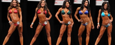 Кои ще са участничките в Bikini Olympia – най-атрактивната женска категория по време на 2013 Olympia уикенда (Част втора)