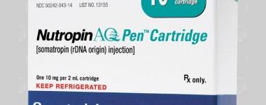 Нутропин AQ – Единственият стабилен течен вариант на хормона на растежа обича студеното