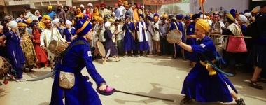 Гатка – бойното наследство на индийските сикхи
