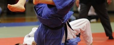 Суми Геши хвърляния от джудото (Видео)