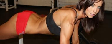Отпускарска афтърпарти кръгова тренировка за цялото тяло (Видео)