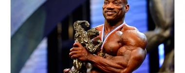 Ветеранът Декстър Джексън смая всички с 4-та, рекордна титла на 2013 Арнолд Класик (Видео)