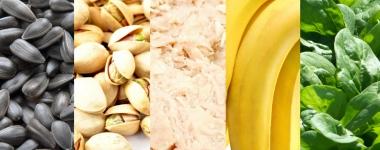 Топ 10 на най-богатите на витамин В6 (пиридоксин) храни