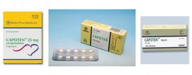 Капотен – Засилва действието на инсулина,чисти бързо водата и гори бавно мазнините