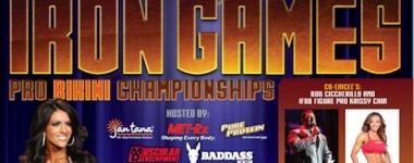 """Битката в """"Железните Игри"""" започва утре – коя ще бъде новата кралица на Iron Games Pro Bikini"""