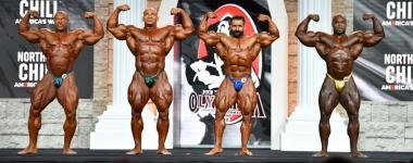 """""""Големият Рами"""" на върха на Mr. Olympia 2020"""