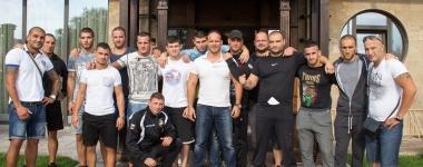 На кантара - участниците в MMA GRAND ARENA Пловдив!