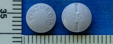 Синтроид – тироидният хормон, който ускорява метаболизма
