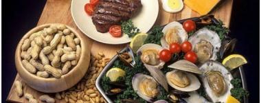 Всичко за цинка и Топ 10 на най-богатите на цинк храни