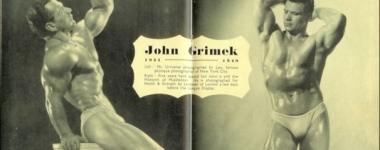 Непобедимият титан на предстероидната епоха Джон Гримек (Видео)
