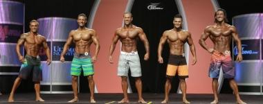 Шоколадов Марк Антоний спечели първия в историята Men's Physique Olympia Showdown (Видео)