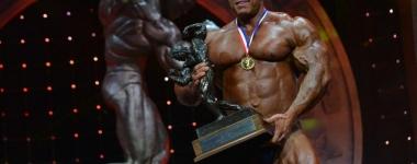 Ветеранът Денис Волф спечели второто по престиж състезание в света на бодибилдинга - Arnold Classic 2014
