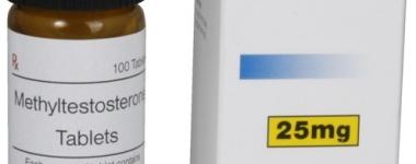 Метилтестостерон – оралният стероид с привлекателно ниска цена и нежелано висока хепатотоксичност