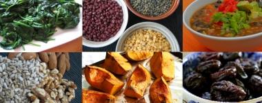 Топ 10 на най-богатите на калий храни