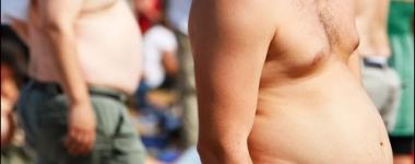 Бирените коремчета докарват остеопороза на мъжете