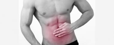 Разтеженията на коремните мускули