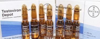 Тестовирон – Сурова сила, отлична среда за растеж и голям мускулен обем за сметка на повечето вода